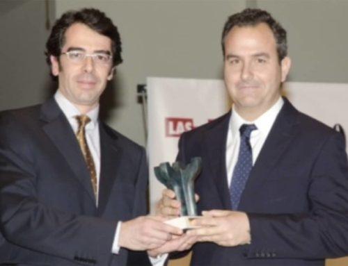 Premio Extraordinario a la Trayectoria Empresarial ECONOMÍA 3, 2012