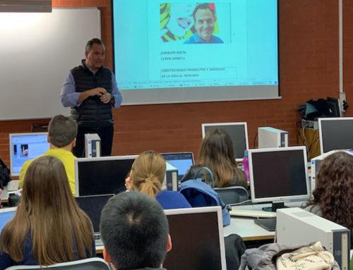 Profesor en el Máster en Creación y Gestión de Empresas Innovadoras. Universitat de Valencia