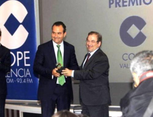 Premio COPE Innovación y Desarrollo: Mejor Proyecto de Teleasistencia Móvil 2012