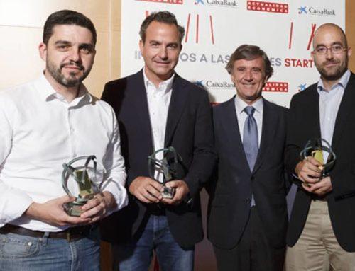 Premio Expansión: mejor Startup de España 2015