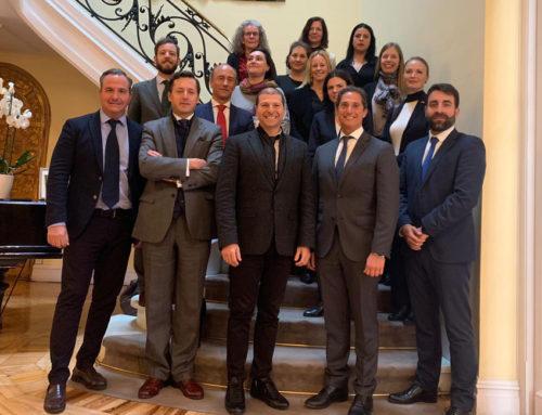 Presentación de la Feria WEBIT a las Cámaras Europeas en la Embajada de Francia en Madrid